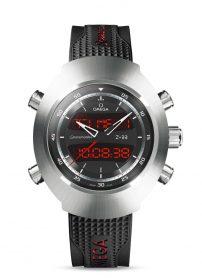 Speedmaster Spacemaster Z-33-325.92.43.79.01.001