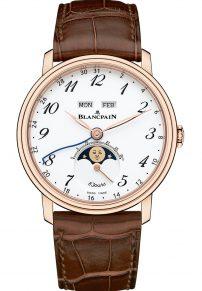 Blancpain Villeret - 6639A-3631-55B