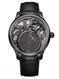Masterpiece Mysterious Seconds - MP6558-PVB01-092