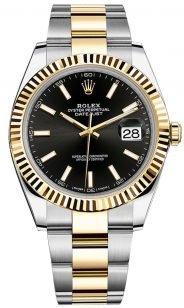 Rolex 126 333 black