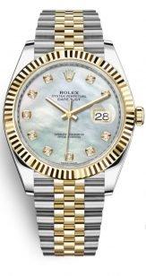 Rolex 126 333 pearl