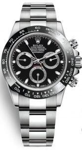 Rolex 116 500LN black