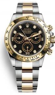 Rolex 116 503 black