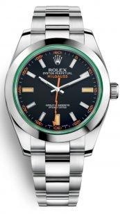 Rolex 116 400 GV black