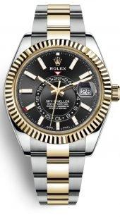 Rolex 326 933 black