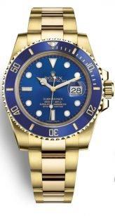 Rolex 116 618LB