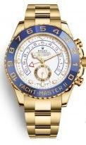 Мужские спортивные часы Rolex Yachtmaster- 116 688 для яхтсменов в желтом золоте на браслете Oyster.