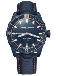 Ulysse Nardin 8163-175LE/93-BLUESHARK