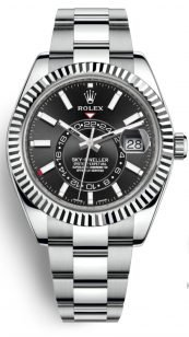 Rolex 326 934 black